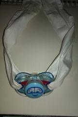 pacifier gag
