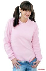 fleece sweater body 1