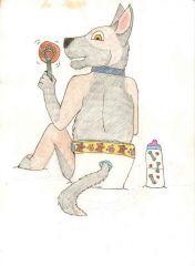 Kahlua Puppy