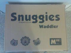Snuggies box