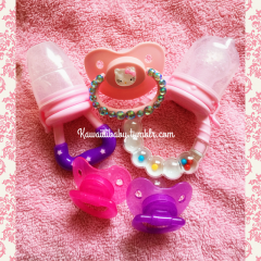 My Pacifer Collection so Far :)