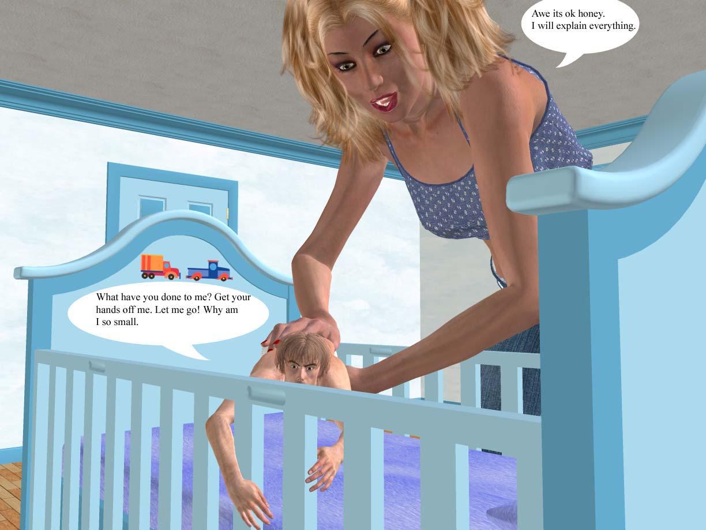 Jenna presley baby dolls behind bars 2012