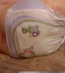 Pampers pixie