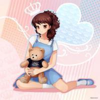 Little Girl Milly