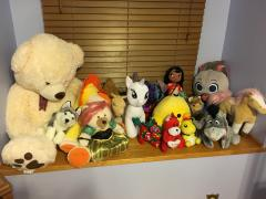 My Stuffies Collection