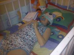 First time in a REAL ABDL CRIB