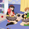 Chie and Yukiko messy