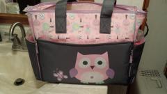 Owly Diaper Bag