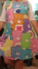 Finished my 1st Care Bear dress