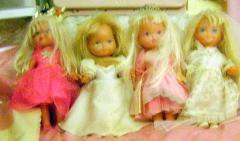 A Fairy Dolly Family